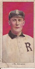 1909-11 T206, Lipe Richmond S. League, Piedmont (Staind)