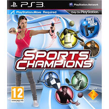 Sports Champions (Move) PS3 USATO ITA