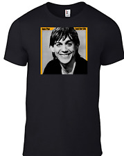 Iggy Pop T-shirt Lust for Life Stooges cd vinyl punk ramones CBGB david bowie B