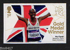 2012 SG 3355 1st Olympic Gold Medals Winners  Mo Farah – 10,000 metres