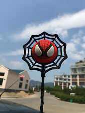 Cute Red Spiderman Antenna Balls Car Aerial Ball Antenna Topper Decor Ball NEW