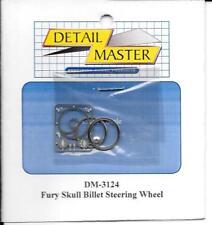 Detail Master Fury Crâne Billet Direction Roue, Photo Gravure 1/24 -25 3124 St
