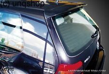 PU Plastic VW Golf  MK4 roof spoiler