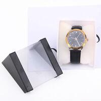Wrist watch box case Jewelry Bangle Bracelet earring Display Storage Holder DA
