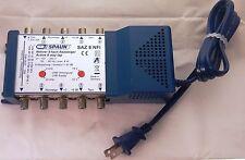 Spaun SAZ 8 NFI Active 8 way Tap 841301 4040326413012 Satellite SAT IF Splitter