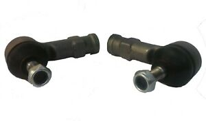 Pair of New Tie Rod Ends for Triumph Spitfire GT6 MG Midget 1972-1979 GSJ158