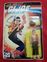 GI Joe Plastirama Quick Kick MOC Sealed