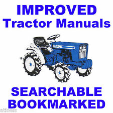 FORD 6000 Series Commander Diesel Non Diesel Tractors SERVICE REPAIR SHOP MANUAL
