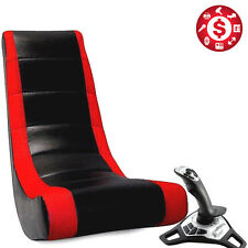 Gaming Chair Rocker Entertainment Video Game Ergonomic Seat Home Furniture