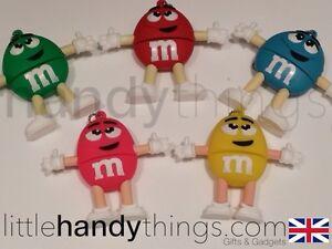 Chocolate M Peanut 8GB USB Flash Drive Pen Memory Stick Key Ring