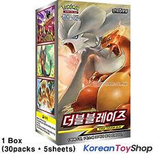 Pokemon Cards Unbroken Bonds SM10 Booster Box 30 packs * 5 sheets Korean Version