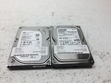 Lot of 2 1 TB 1000 GB 3.5