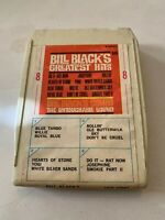 Bill Black's Greatest Hits Ampex 8 Track Tape