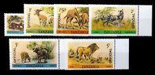 TANZANIA 1984/5 Officials SG064/9 (6) U/M NJ350