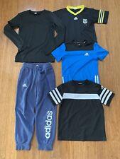 5 Items ☆ Boys Bulk ADIDAS Clothing Size 9-10