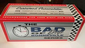 "Eastwood Co. ""Bad Boys of Bonneville"" 55 Chevy Conv Mint Boxed."