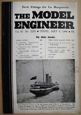 Model Engineer Vol 90 1944 #2243 Great Condition - images are photos of mag