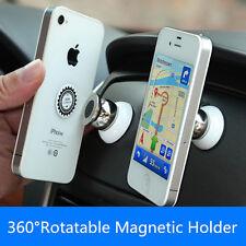 Universal Magnetic Mobile Phone Car Dash Holder Stand Mount 360 Degrees UK STOCK