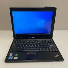 Lenovo ThinkPad X201 Intel Core i7 L640 2.13GHz 4GB Ram 500GB HDD Windows 10 Pro