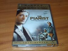The Pianist (DVD, 2003, Widescreen) NEW