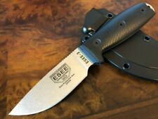 ESEE Knives ESEE 3 S35VN Blade Black G10 3D Scales 3PM35V-001