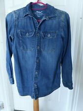 Boys denim shirt from Primark - Age 8/9 years