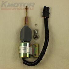 Fuel Shut Off Solenoid for CUMMINS 3930658 3932529 3935431 SA475612 J932529 New