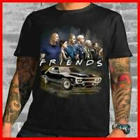 Friend Gift Fast and Furious T-shirt 18 Years Cast Signed Tee Shirt Birthday ...