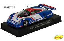 SLOT IT Nissan R89C Calsonic #23 LeMans 1989 SICA28A Brand New 1/32 Slot Car