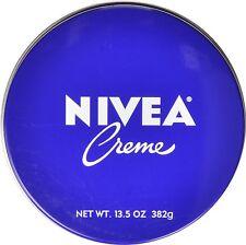 Nivea Body Creme Cream Tin - 13.5 oz Metal Tin Intensive Creamy Moisturizer