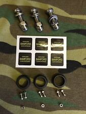 3x BAMFORD OPTONIC UPGRADE KIT WITH GOLD DECALS