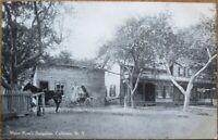 Callicoon, NY 1910 Postcard: Major Rose's Bungalow - New York