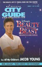 BEAUTY AND THE BEAST with JACOB YOUNG on B'way Cover Story in CITY GUIDE 2006