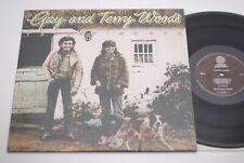 LP Gay and Terry Woods : Tender Hooks : nice VINYL : British Folk Rock