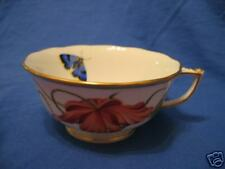 """HEREND Tea Cup """"California Poppy""""  1st Edition   Gorgeous!!"""