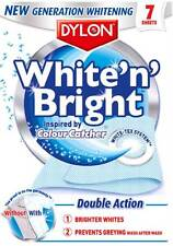 Dylon White 'n' Bright - Whitener - 7 Sheets