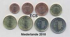 Netherlands Satz 1 Cent - Unz bankfrisch in münzhülle, kleinauflagen