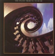 TODD RUBENSTEIN - THE PIANO TRIBUTE TO RUSH CD
