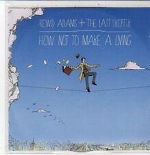 (DC20) Rewd Adams & The Last Skeptik, How Not to Make a Living - 2012 DJ CD