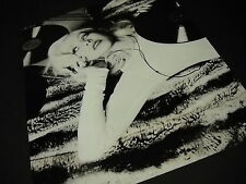 Christina Aguilera sensational in Black and White 2006 Promo Display Ad mint con