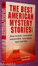 THE BEST AMERICAN MYSTERY STORIES 2007 Carl Hiaasen (ed) in VG condition
