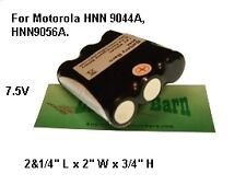 MOTOROLA HNN9044A HNN9056A Ni-Mh 1200mAh High-Capacity battery P10 P50 SP10 HT10