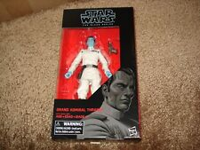 "STAR WARS 2016  ""GRAND ADMERAL THRAWN"" THE BLACK SERIES"