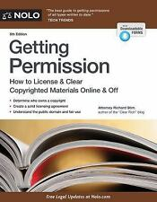 Getting Permission : How to License and Clear Copyrighted Materials Online...