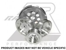 Ralco RZ 914137 Performance Pulley Set (stock diameter) fit Infiniti G20