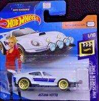 Hot wheels Astana Hotto HW Screen time 1/10 2020 214/250 GHB44-D521 spy racers