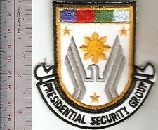 Philippines Air Force PAF Special Presidential Security Group Special Operations