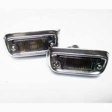 1 Pair Toyota Sedan Corolla Ke20 Ke25 Te21 Te27 License Plate Light Lamps New Lr