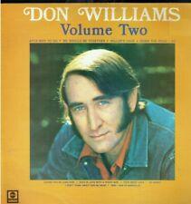 DON WILLIAMS VOLUME 2 LP 1974