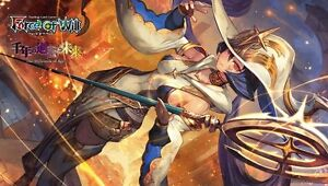 FORCE OF WILL - PLAYMAT - TAPPETINO - Le Ere Millenarie